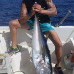 Obiettivopesca: Tonno rosso di 35 kg. pescato a drifting per Giulio Simeone - Tsunami