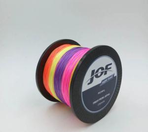 Multifibra jof per la pesca a traina e spinning